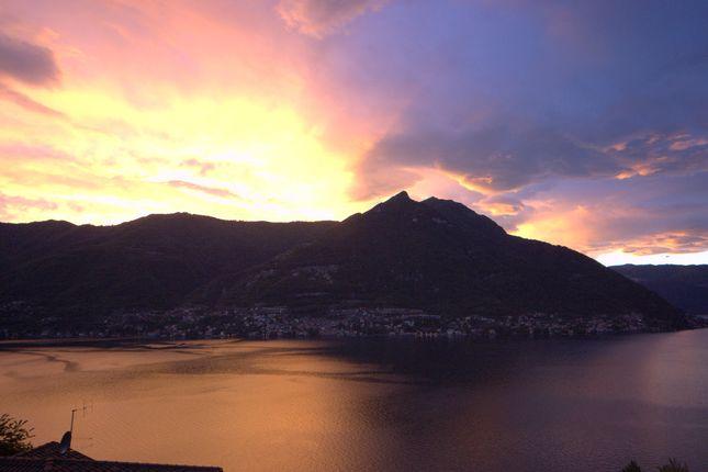Thumbnail Villa for sale in Lake Como, Lake Como, Lombardy, Italy