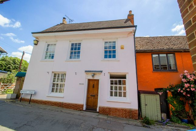 Thumbnail Detached house for sale in Bethany Street, Wivenhoe, Colchester