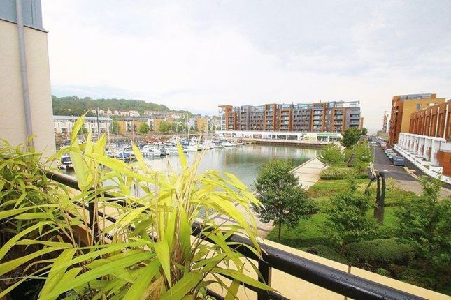 Thumbnail Flat to rent in Mizzen Court, Portishead, Bristol