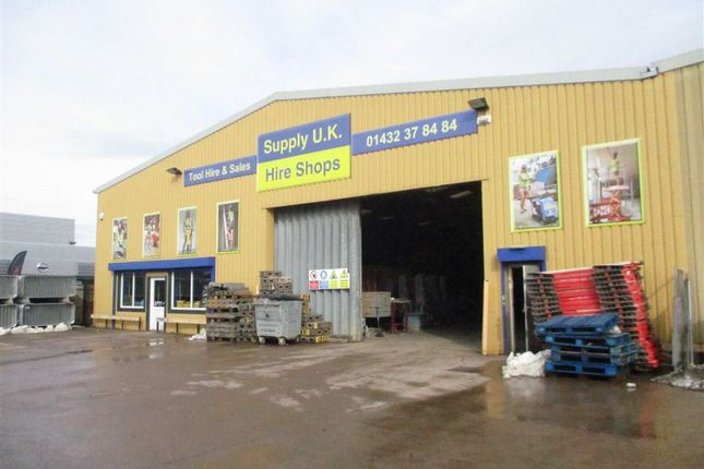 Thumbnail Light industrial to let in Plough Lane, Hereford, UK