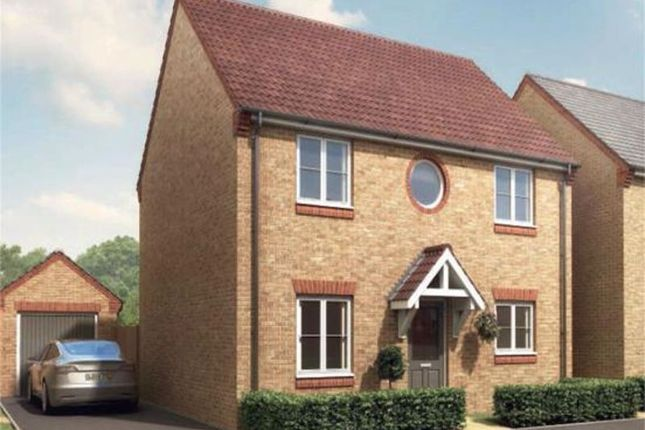 Thumbnail Detached house for sale in Anson Court, Market Deeping, Peterborough