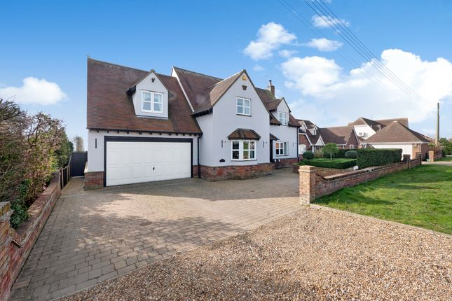 4 bed detached house for sale in Abberton Road, Fingringhoe, Colchester CO5