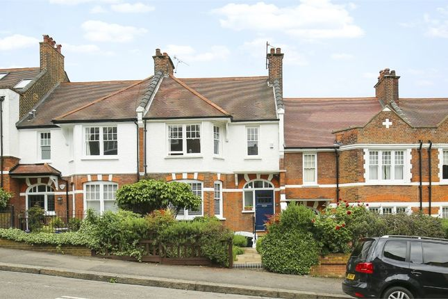 Thumbnail Terraced house for sale in Glasslyn Road, Crouch End, London