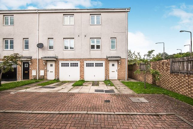 Thumbnail Terraced house for sale in Queens Crescent, Livingston, West Lothian