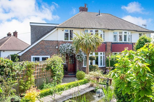 Thumbnail Semi-detached house for sale in Highfield Road, Tunbridge Wells