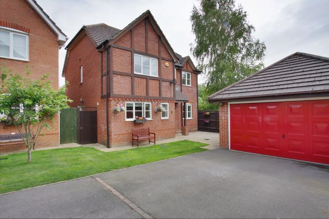 Thumbnail Detached house to rent in Cole Close, Andover, Hampshire