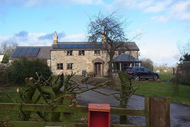 Thumbnail Cottage to rent in Henplassey Cottage, Selattyn, Oswestry, Shropshire