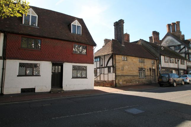 Thumbnail Semi-detached house to rent in High Street, East Grinstead