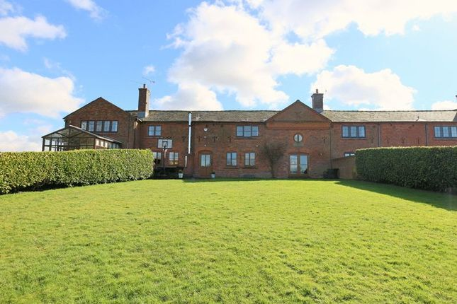 Thumbnail Barn conversion for sale in Barthomley Road, Crewe