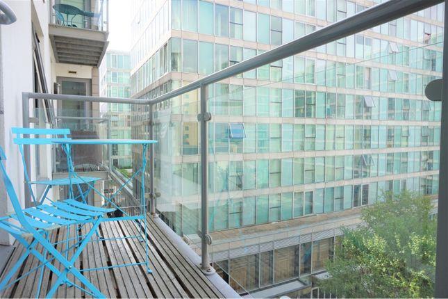 Balcony of The Hub, Milton Keynes MK9