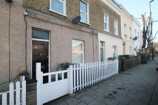 Thumbnail Terraced house to rent in Elder Road, London
