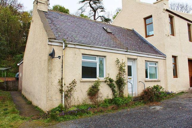 Thumbnail End terrace house for sale in Tukvar, Cairnryan