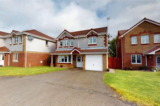Front Exterior of Mendip Lane, Lindsayfield, East Kilbride G75