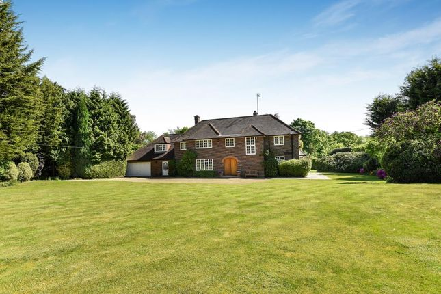 Thumbnail Detached house for sale in Chobham, Surrey