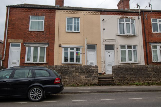 2 bed terraced house to rent in Barleycroft Lane, Dinnington, Sheffield S25