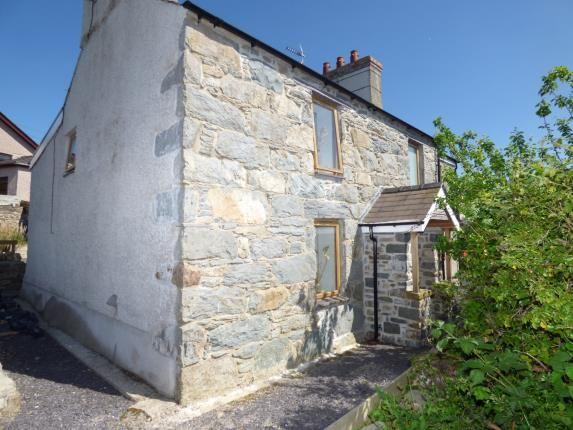 Thumbnail Detached house for sale in Coetmor Road, Bethesda, Bangor, Gwynedd