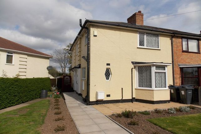 3 bed terraced house for sale in Richmond Road, Stechford, Birmingham