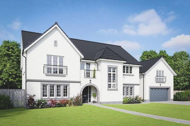 """Thumbnail Detached house for sale in """"Roxburgh"""" at Kirk Brae, Cults, Aberdeen"""