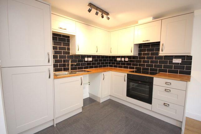 Thumbnail Flat to rent in Gun Lane, Lowestoft