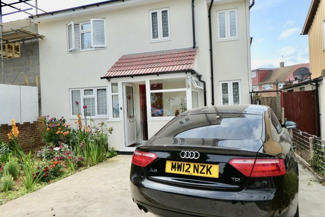 Thumbnail Semi-detached house for sale in Conway Drive, Hayes