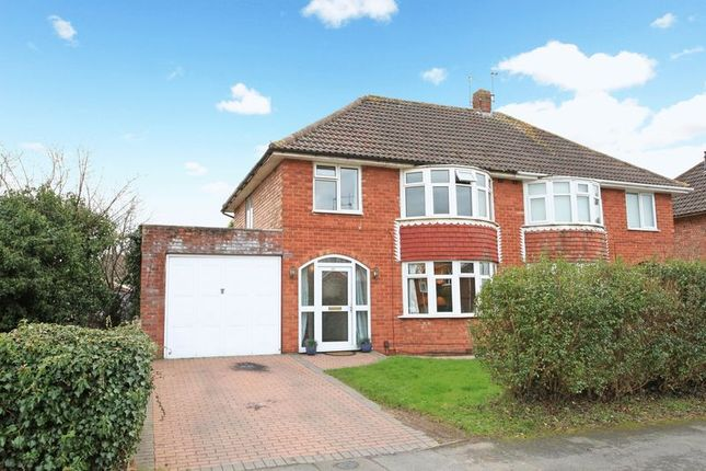 Thumbnail Property for sale in 33 Wheatley Crescent, Leegomery, Telford