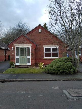 Front of Brancaster Drive, Lowton, Warrington WA3