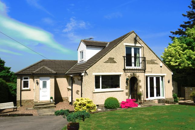 Thumbnail Detached bungalow for sale in Lea Court, Old Road, Bradford