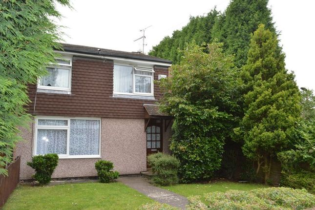 Thumbnail Property to rent in Ash Lea Drive, Donnington, Telford