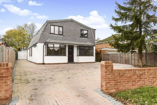 Thumbnail Detached house for sale in Jigs Lane North, Warfield, Bracknell
