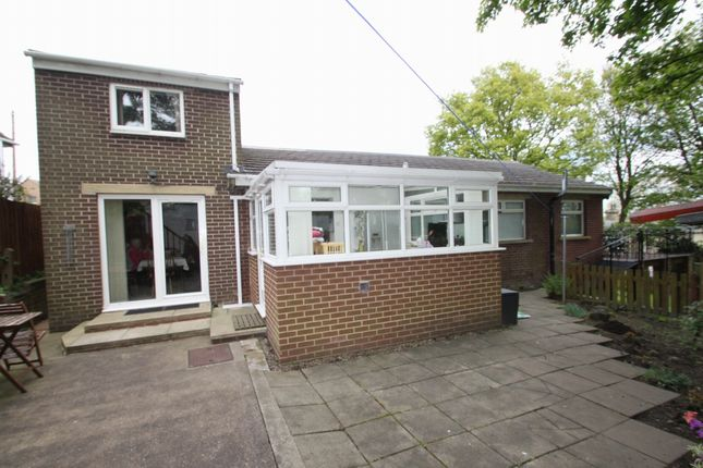 Thumbnail Bungalow for sale in Healey Wood Grove, Rastrick, Brighouse