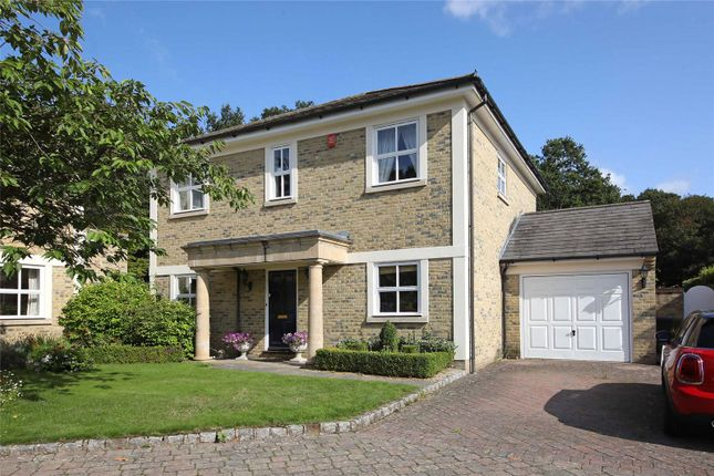 Thumbnail Detached house for sale in Orkney Court, Taplow, Maidenhead