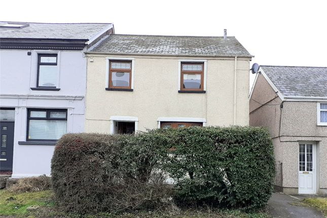 3 bed semi-detached house for sale in Commercial Street, Ebbw Vale, Gwent NP23