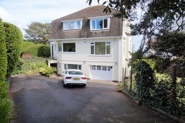 Thumbnail Detached house for sale in Oxlea Road, Torquay