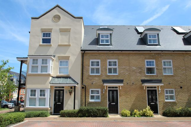 Thumbnail Town house for sale in Mackintosh Street, Bromley