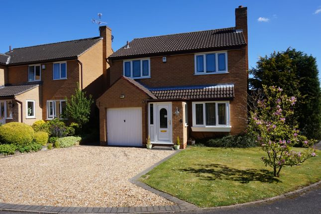Thumbnail Detached house for sale in Alderley Court, Oakwood