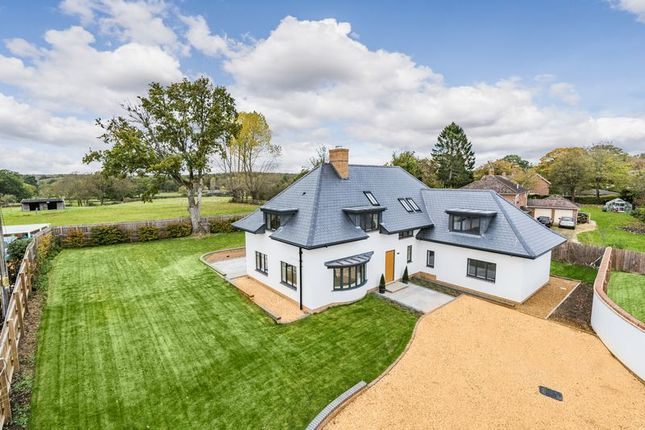 Thumbnail Detached house for sale in East Grimstead, Salisbury