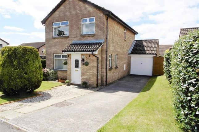 4 bed detached house for sale in Doniford Close, Penarth
