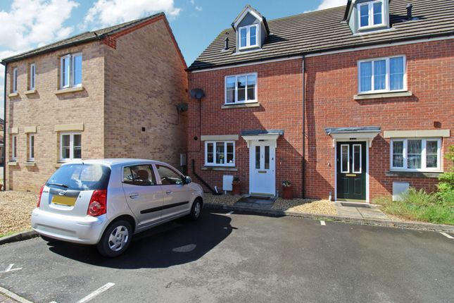 3 bed end terrace house for sale in Churchfield Close, Deeping St James, Peterborough PE6