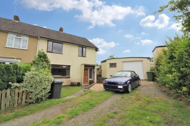 Thumbnail Semi-detached house for sale in Wesley Close, Bristol
