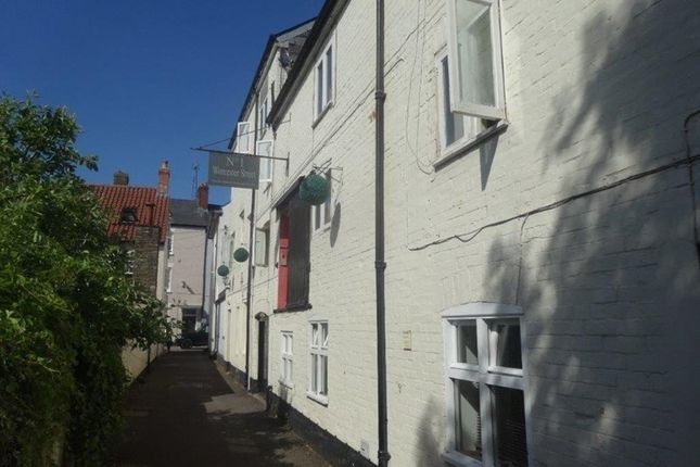 Worcester Street, Monmouth NP25