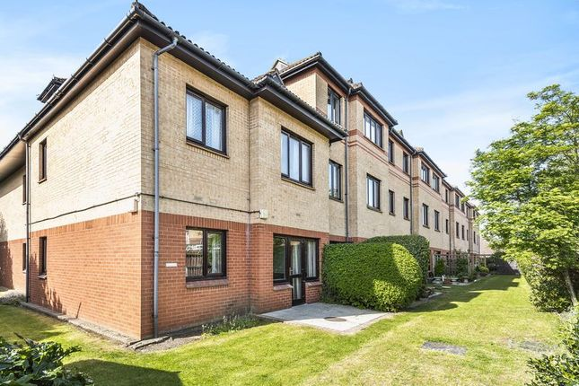Thumbnail 1 bed property for sale in Marlborough Court, Fairacres Road, Didcot