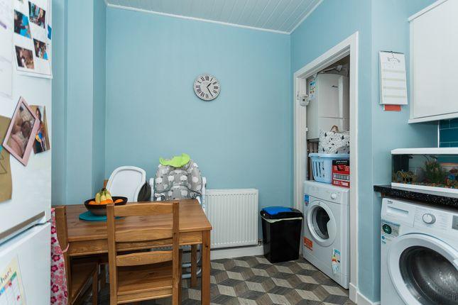 Kitchen of Victoria Park, Lockerbie DG11