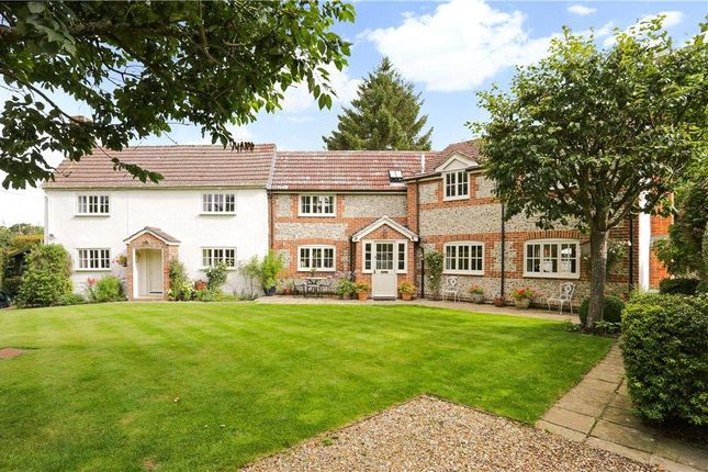 Thumbnail Detached house for sale in Little Down, Andover, Hampshire