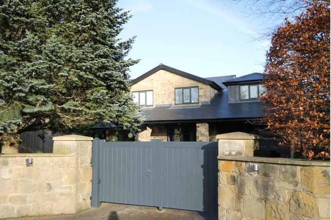 Thumbnail Detached house for sale in Richmond Way, Darras Hall, Ponteland