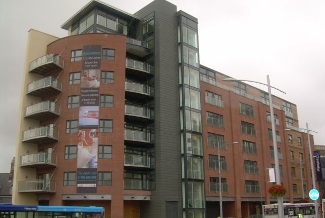 Thumbnail Flat to rent in Excelsior, Princess Way, Swansea.