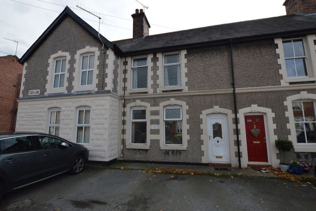 Thumbnail Terraced house to rent in Cross Lane, Middlewich