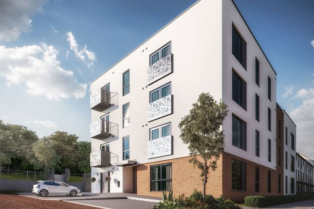 "Thumbnail Flat for sale in ""The Pippin Apartments - First Floor 2 Bed"" at Marksbury Road, Bedminster, Bristol"