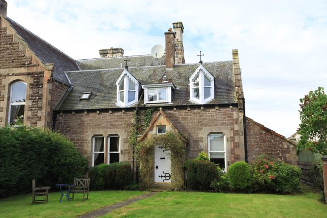 Thumbnail Cottage for sale in Rectory Road, Crieff