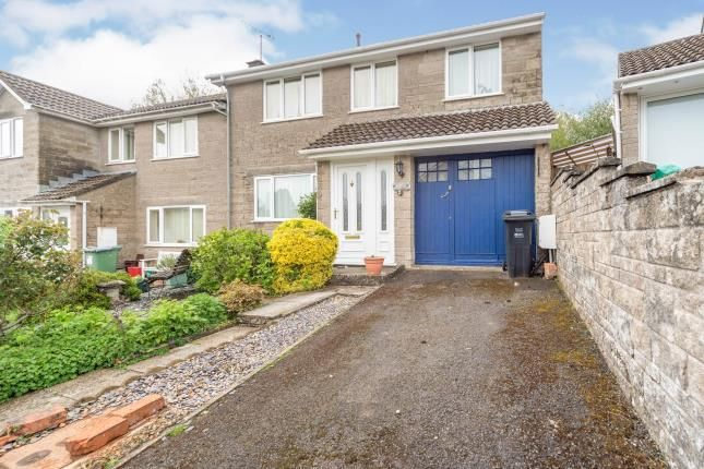 Thumbnail Semi-detached house for sale in Stoke St. Michael, Radstock, Somerset