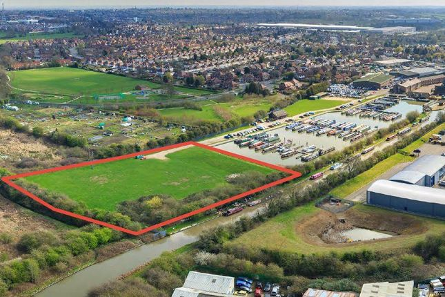 Thumbnail Land for sale in Trinity Marinas, Coventry Road, Hinckley
